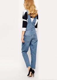 джинсовые комбинезоны 2015 12