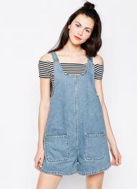 джинсовые комбинезоны 2015 20