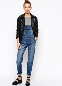 джинсовые комбинезоны 2015 24