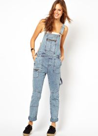 джинсовые комбинезоны 2015 9