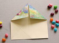 Как сделать поделку из бумаги 4
