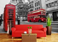 Фотообои Лондон3