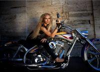 фотосессия на мотоцикле 1