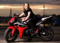 фотосессия на мотоцикле 2