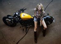 фотосессия на мотоцикле 8