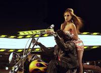 фотосессия на мотоцикле 9