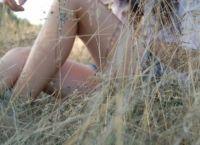фотосессия на сене 2