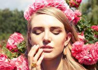 фотосессия с цветами 2