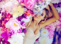 фотосессия с цветами 4