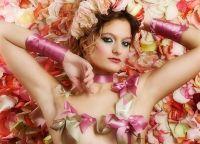 фотосессия с цветами 6