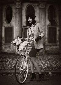 фотосессия с велосипедом 3