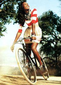 фотосессия с велосипедом 5