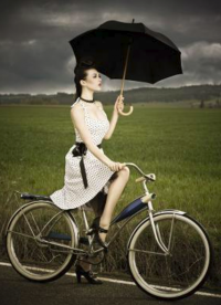 фотосессия с велосипедом 6