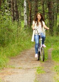 фотосессия с велосипедом 9
