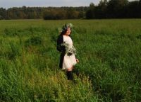 фотосессия в поле 5