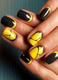 идеи дизайна ногтей гель лаком 1