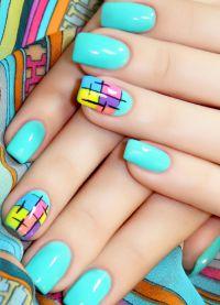 идеи дизайна ногтей гель лаком 3