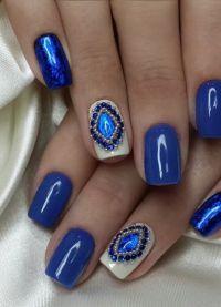 идеи дизайна ногтей гель лаком 5