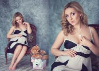 идеи фотосессии для беременных 3