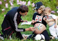 идеи фотосессии для беременных 6