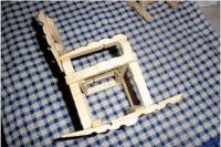 деревянная кукольная мебель 11