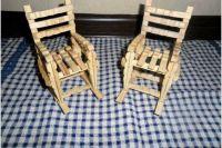 деревянная кукольная мебель 12