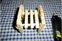 деревянная кукольная мебель 6