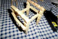 деревянная кукольная мебель 7
