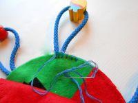 игрушки из фетра49