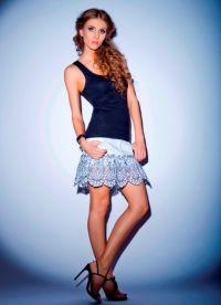 Модели юбок для подростков 1