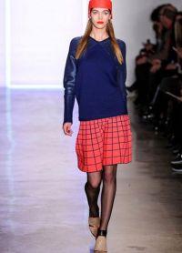 Модели юбок для подростков 4