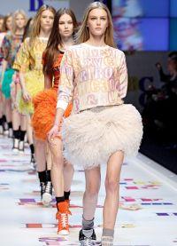 Модели юбок для подростков 6