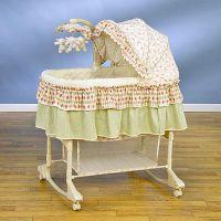 люлька кроватка для новорожденных 3