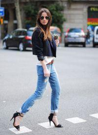 как должны сидеть джинсы бойфренды3
