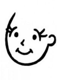 как нарисовать русалку 1