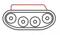 как нарисовать танк ребенку 6