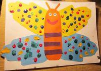 как сделать бабочку из бумаги 1
