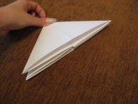 как сделать бабочку из бумаги 12