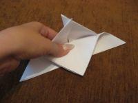 как сделать бабочку из бумаги 14
