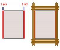 Как сделать фоторамку из бумаги 3 2