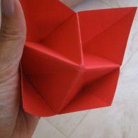 как сделать гадалку из бумаги14