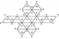 как сделать икосаэдр из бумаги9
