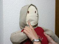 как сделать манекен своими руками7