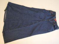 как сшить юбку из джинсов17