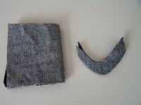 как сшить юбку из джинсов36