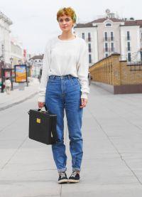 Как выбрать джинсы по типу фигуры11