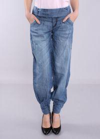 Как выбрать джинсы по типу фигуры12