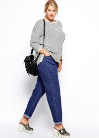 Как выбрать джинсы по типу фигуры4