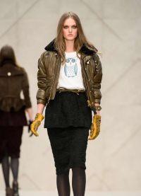 какие куртки в моде в 2013 1