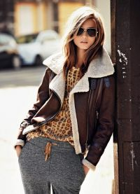 какие куртки в моде в 2013 5